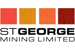 Announcement Logo St George Mining