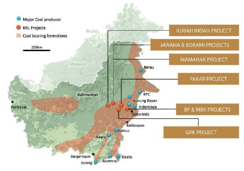 Natural Resources Of East Kalimantan 97
